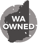 WA owned & operated.